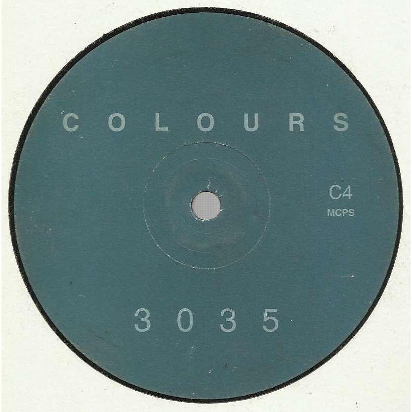 COLOURS 3035 - e.p. 2 tracks