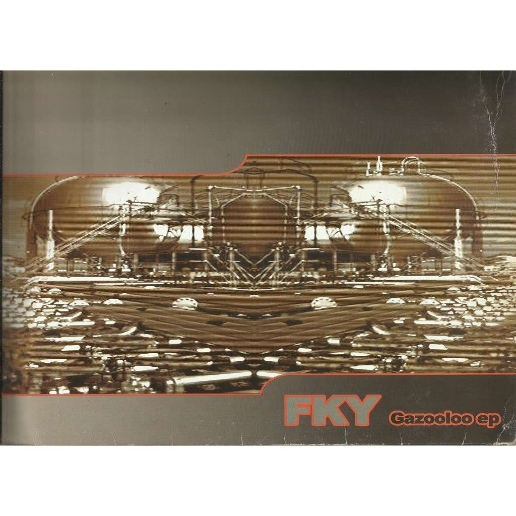 FKY gazooloo EP - 2 tracks