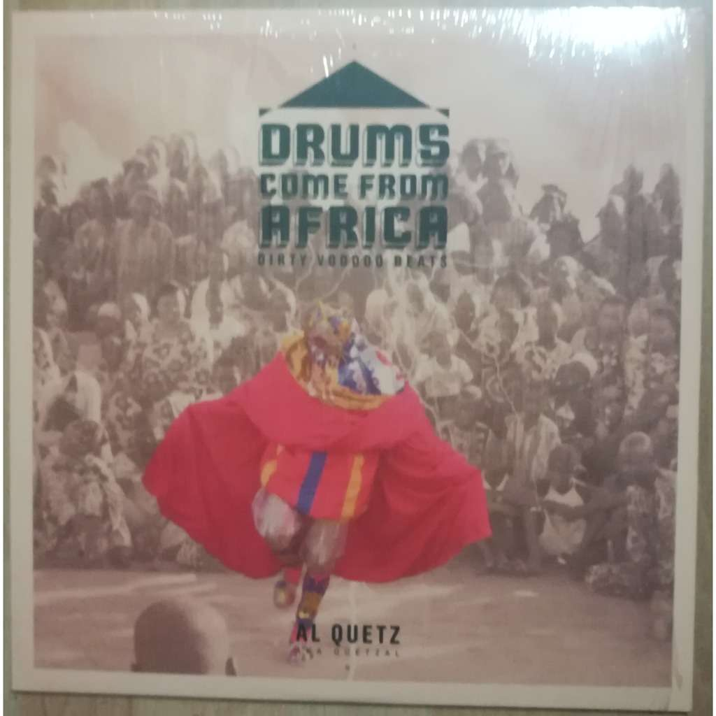 Quetzal Drums come from Africa