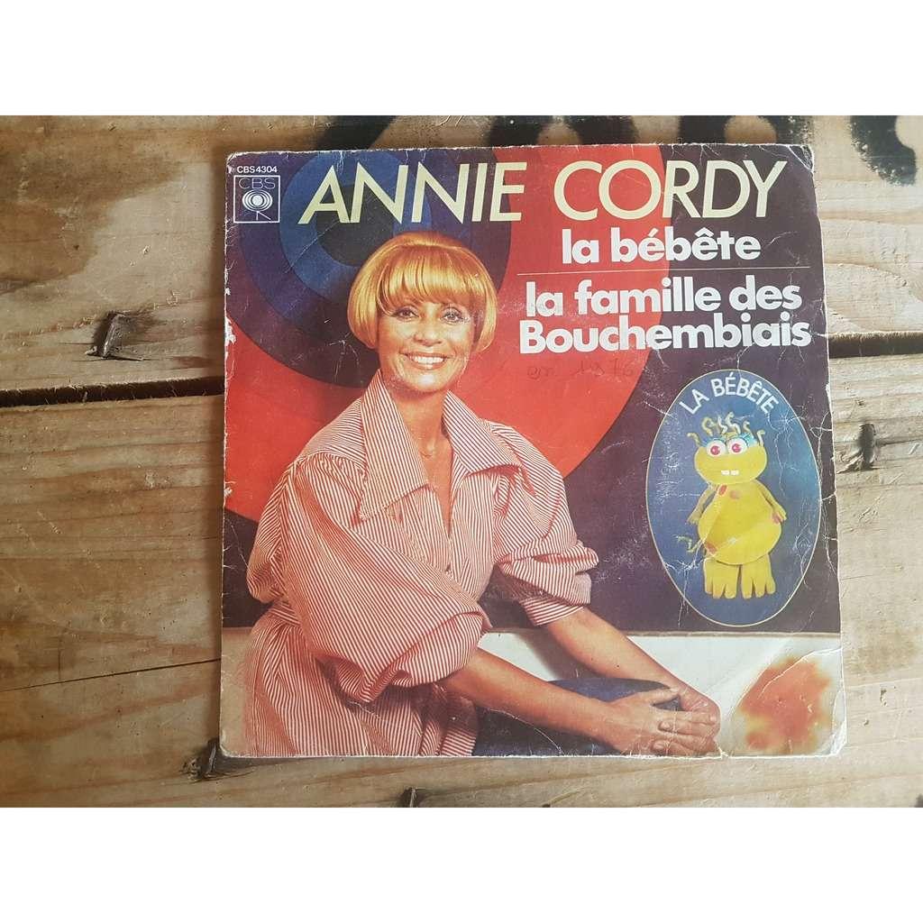 annie cordy la bébête / La famille des bouchembiais