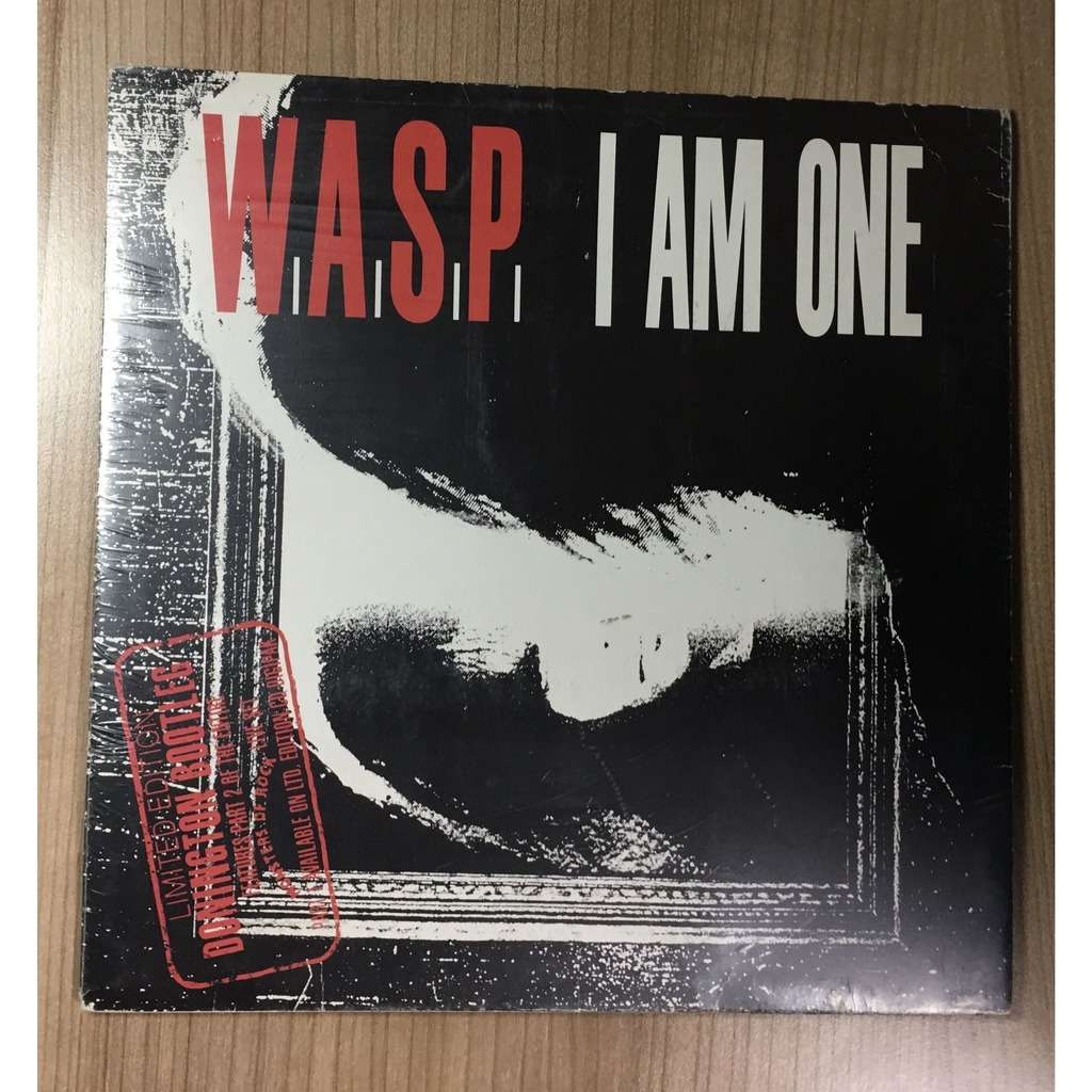 wasp i am one, ep