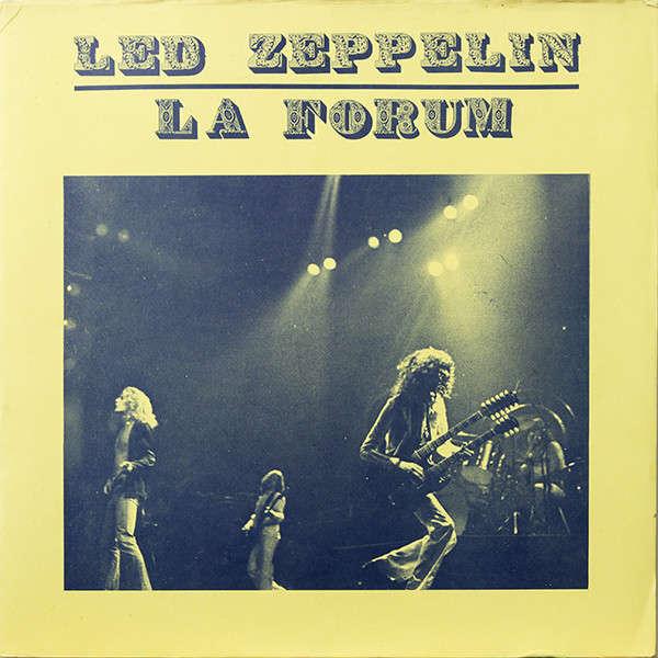 led zeppelin L.A.Forum 1972