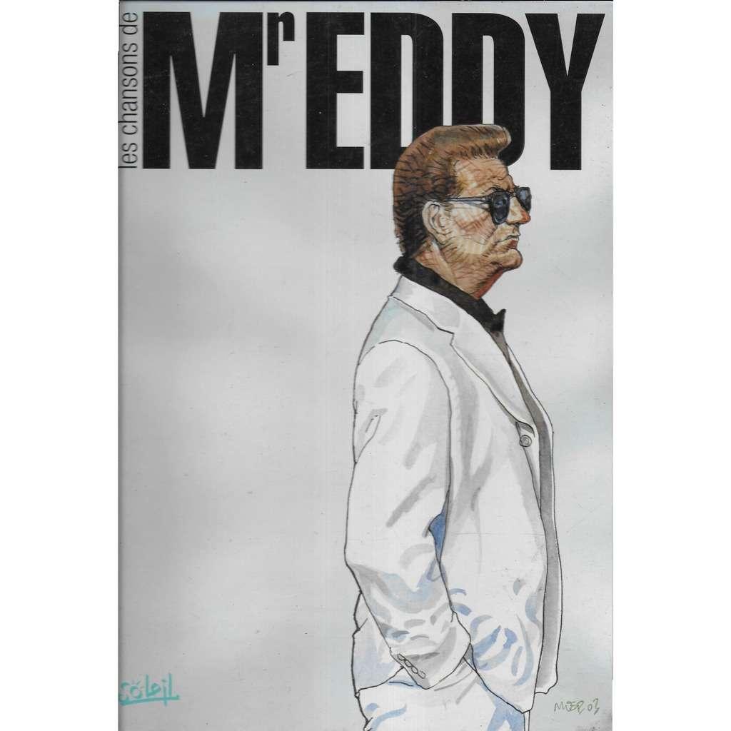 Christophe ARLESTON réalisateur Les Chansons de Mr EDDY