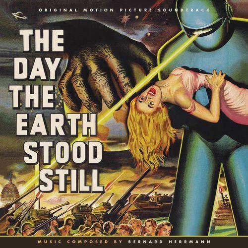 Bernard Herrmann The Day The Earth Stood Still