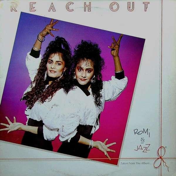 ROMI & JAZZ reach out / bhangra mix