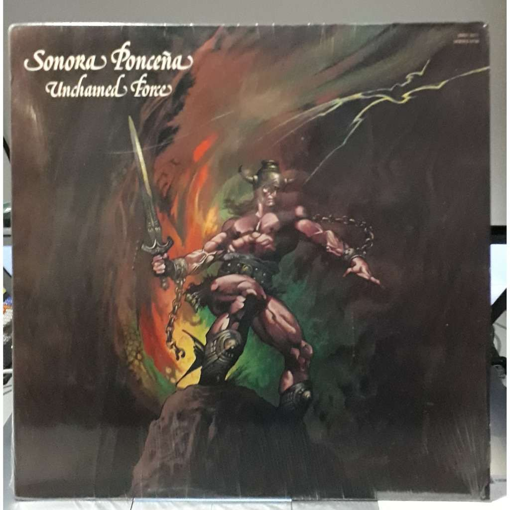 Sonora Ponceña Unchained Force