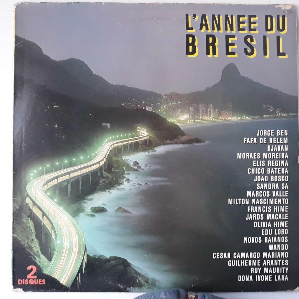 various l´anne du Bresil