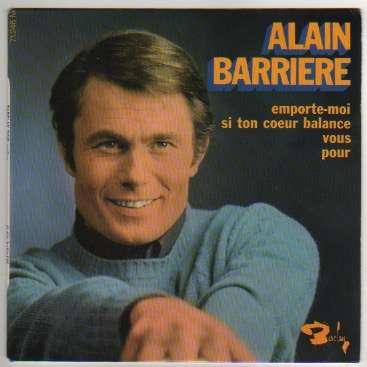 BARRIERE ALAIN EMPORTE-MOI + 3