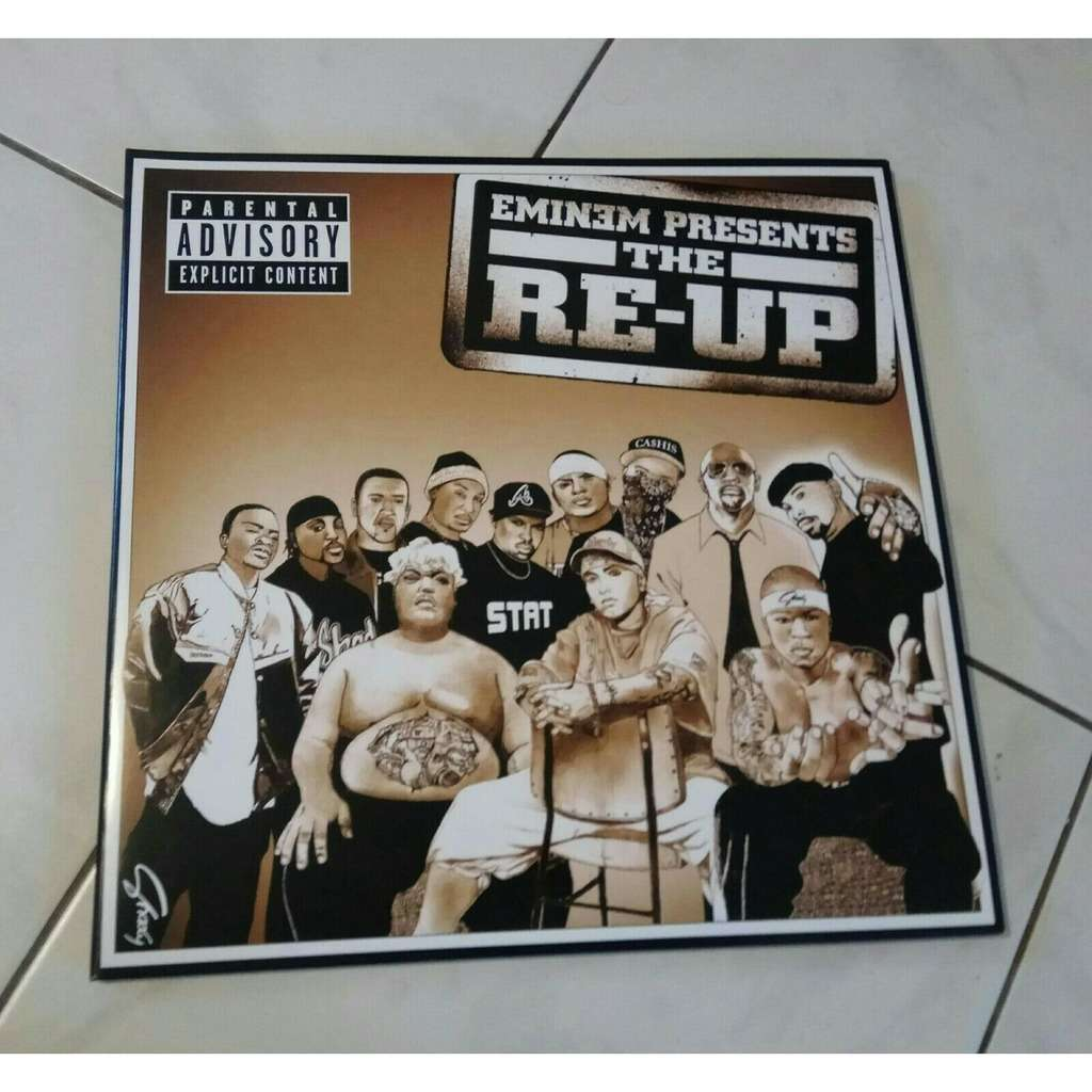 EMINEM PRESENT THE RE-UP