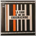 JEAN MICHEL JARRE - La Cage / Erosmachine - 45T (SP 2 titres)