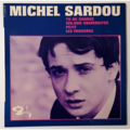 MICHEL SARDOU - Tu As Change +3 - 45T (EP 4 titres)