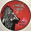 CANNIBAL CORPSE - Created To Kill (lp) Ltd Edit Pict-Disc -USA - 33T