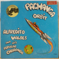 ALFREDITO VALDES & HIS POPULAR CHARANGA - Pachanga orbit - LP