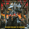 SODOM - Masquerade In Blood (lp) Ltd Edit Green/Red/White Vinyl -USA - 33T