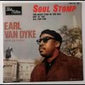 EARL VAN DYKE - Soul Stomp+3 (Motown) - 45T (EP 4 titres)