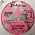 MARVIN GAYE - This Love Starved Heart Of Mine (Northern Soul) - 45T (SP 2 titres)