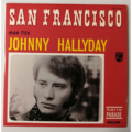 JOHNNY HALLYDAY - SAN FRANCISCO - CD single