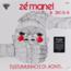 ZÉ MANEL & 2M G-B - Tustumunhos Di Aonti... - 33T 180-220 gr