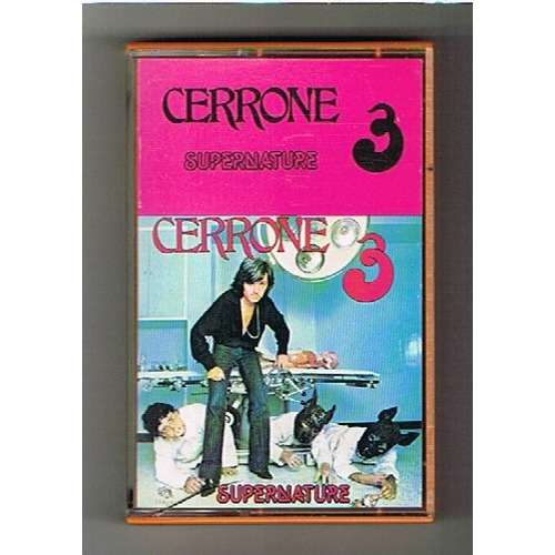 CERRONE SUPERNATURE 3