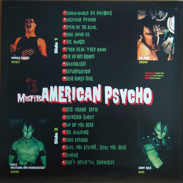 Misfits American Psycho