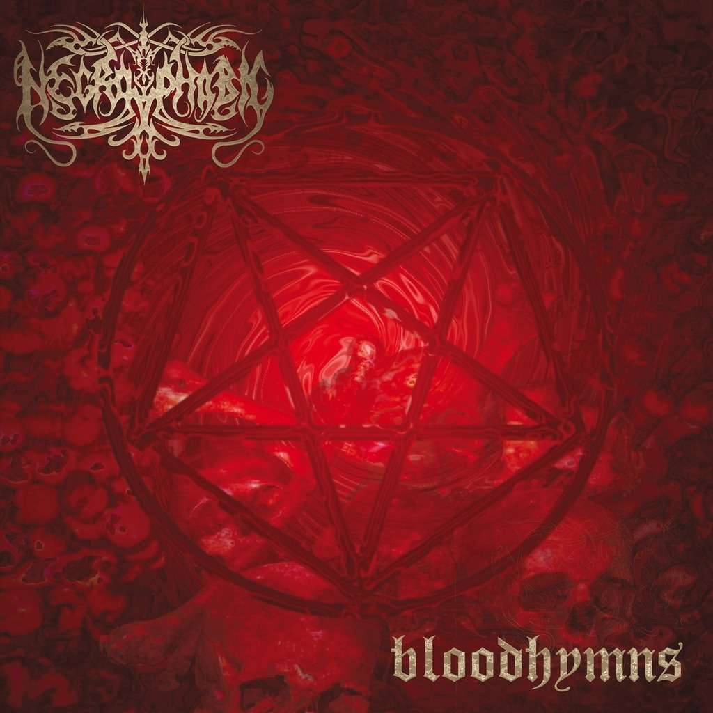 NECROPHOBIC Bloodhymns. Black Vinyl