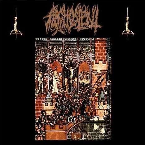 ARGHOSLENT Arsenal of Glory. Gold Vinyl
