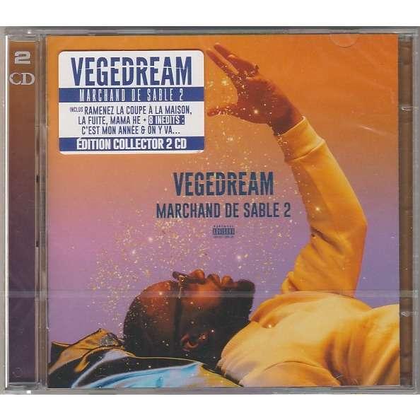 Vegedream Marchand De Sable 2 (édition collector 2 CD)