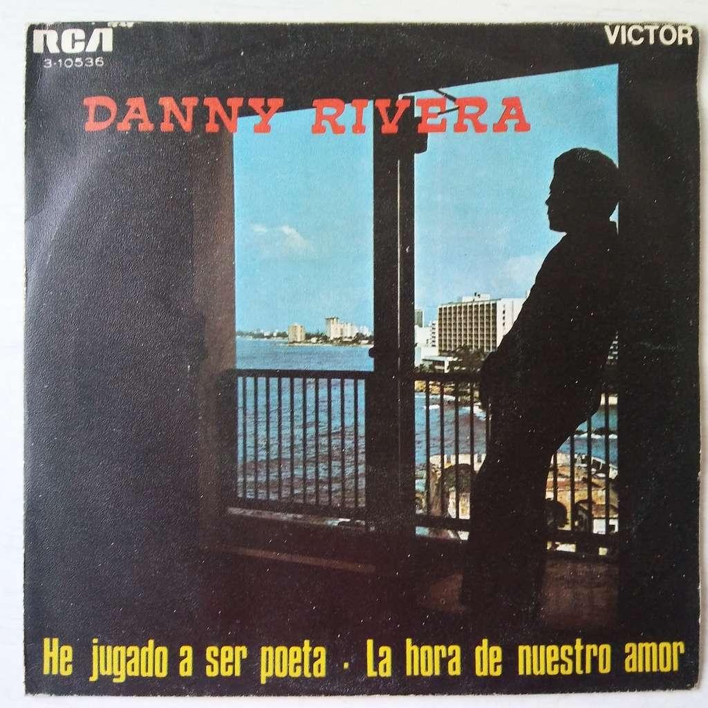 Danny Rivera He Jugado A Ser Poeta