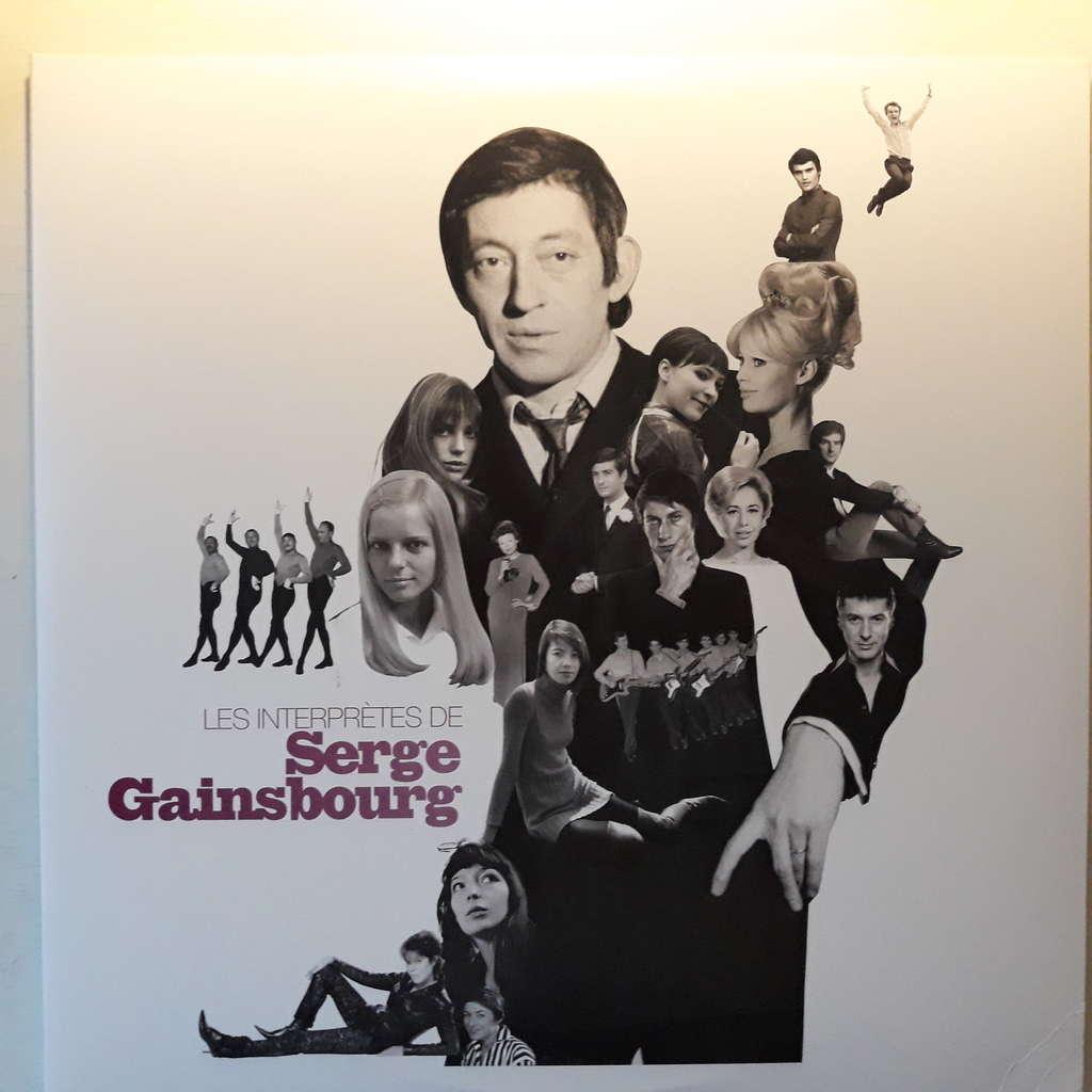 Various Les Interprètes De Serge Gainsbourg