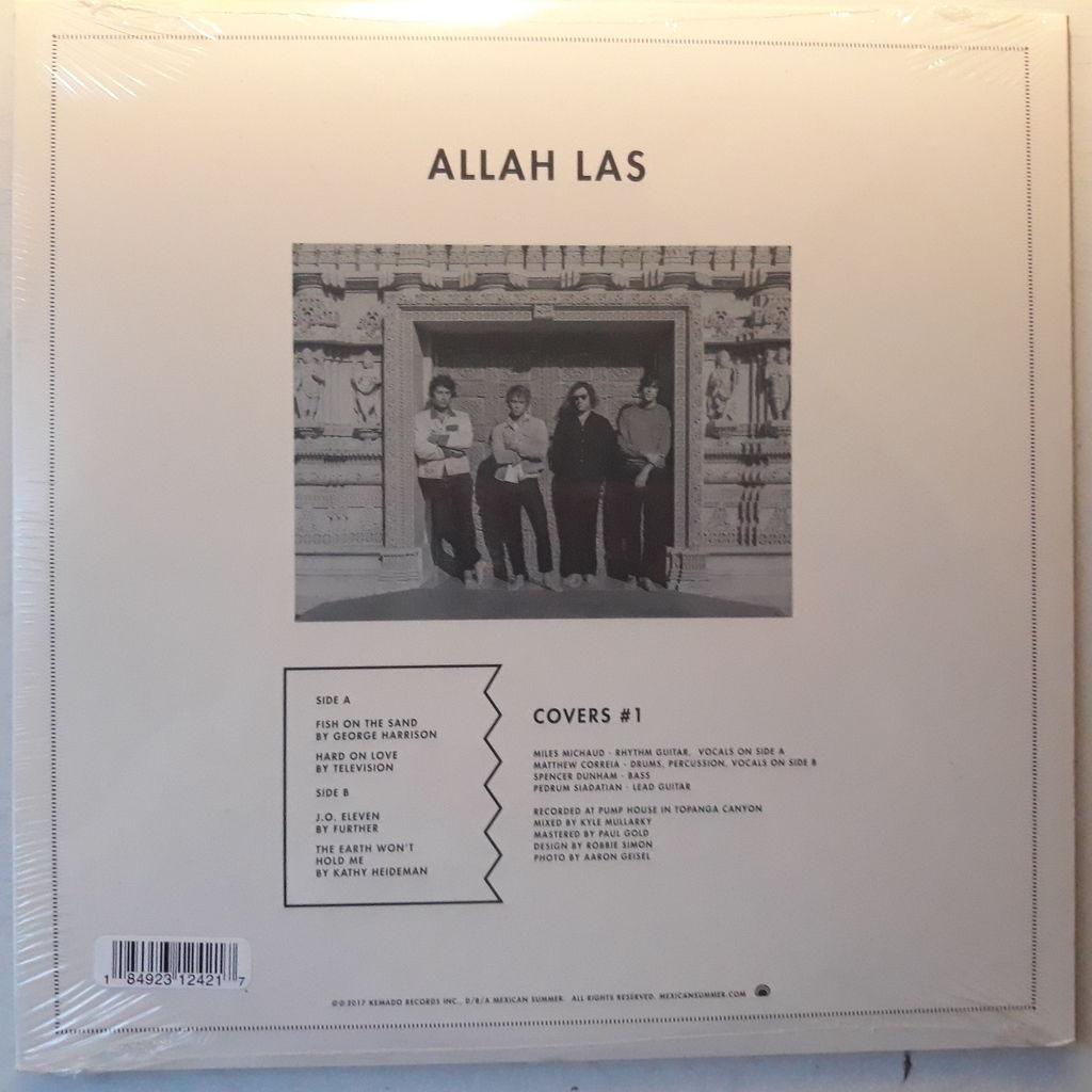 Allah-Las Covers #1