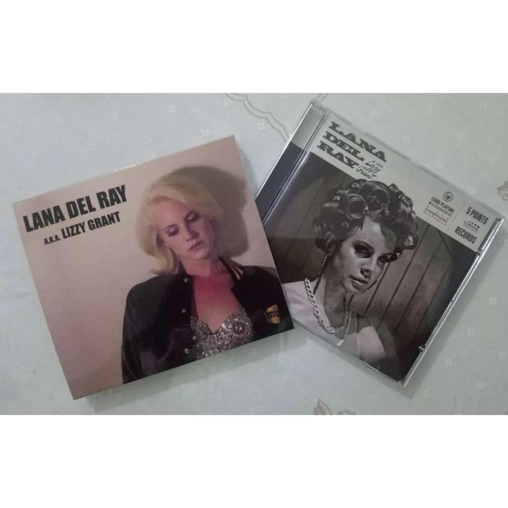 lana del rey Lana Del Ray A.K.A. Lizzy Grant - Special Edition (Brazil release 2020)