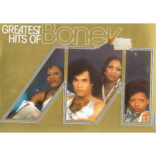 BONEY M GREATEST HITS OF BONEY M