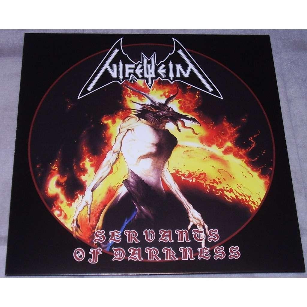 Nifelheim Servants Of Darkness (lp) Ltd Edit Pict-Disc With Insert -E.U