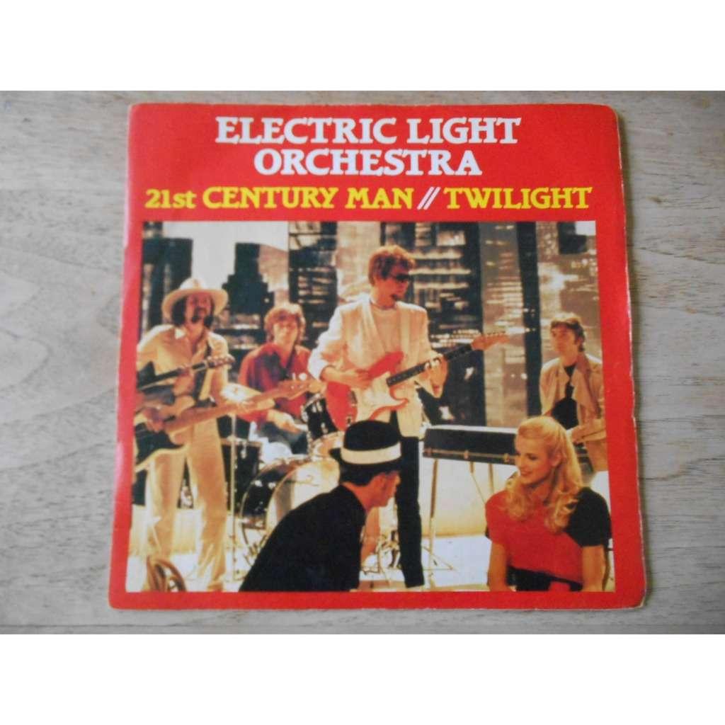 electric light orchestra 21st century man - twilight