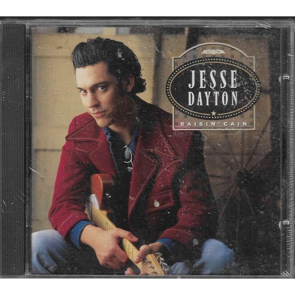 Jesse Dayton Raisin Cain