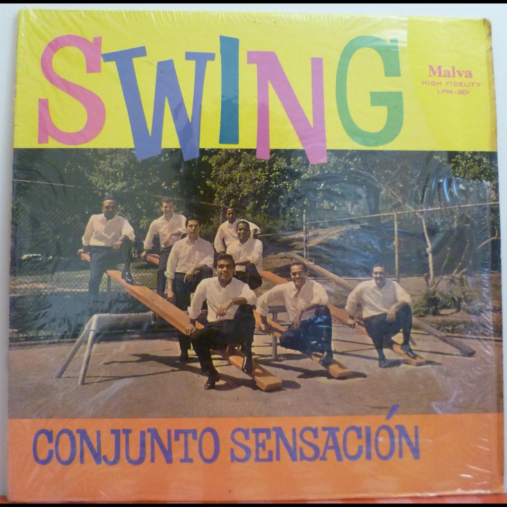 CONJUNTO SENSACION Swing