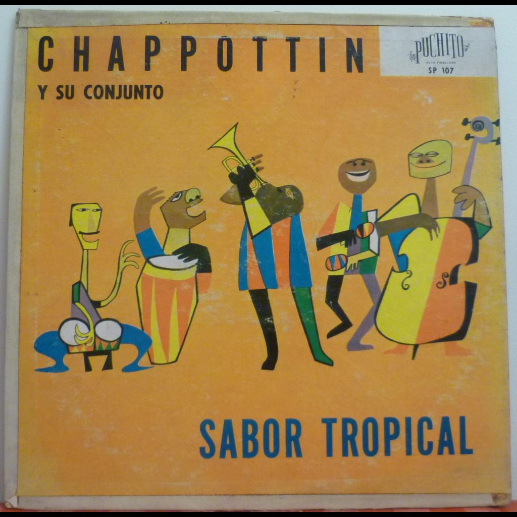 CHAPPOTTIN y su Conjunto Sabor tropical