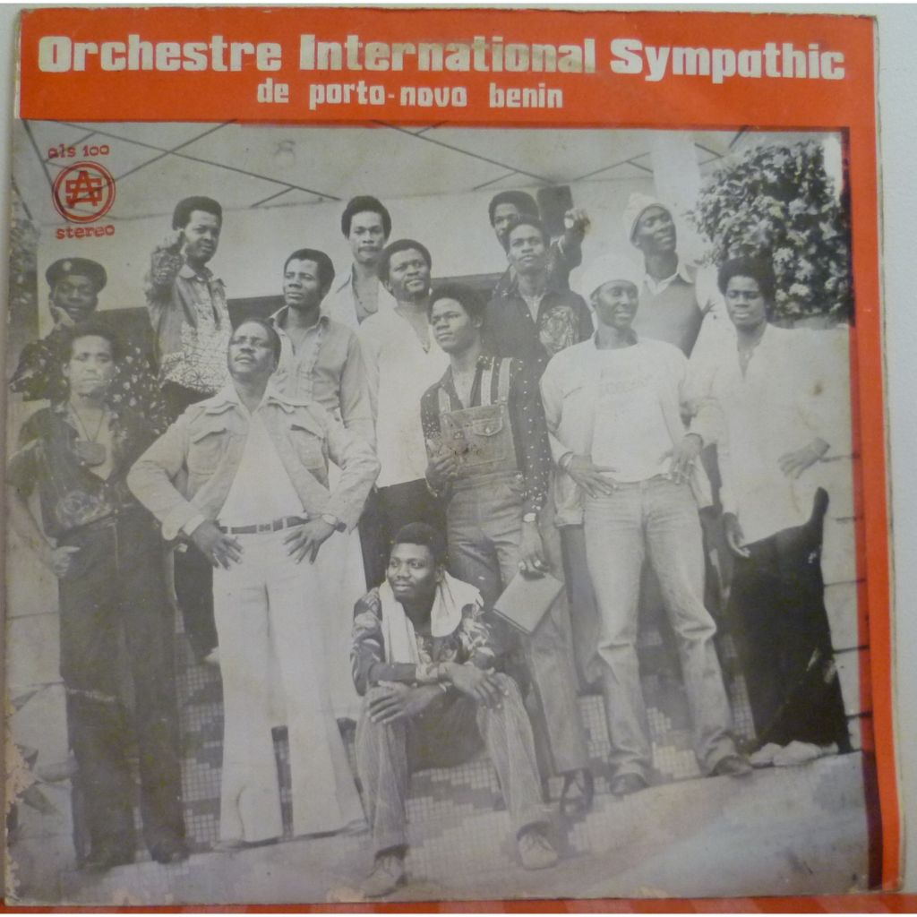 ORCHESTRE INTERNATIONAL SYMPATHIC S/T - Miss assitou