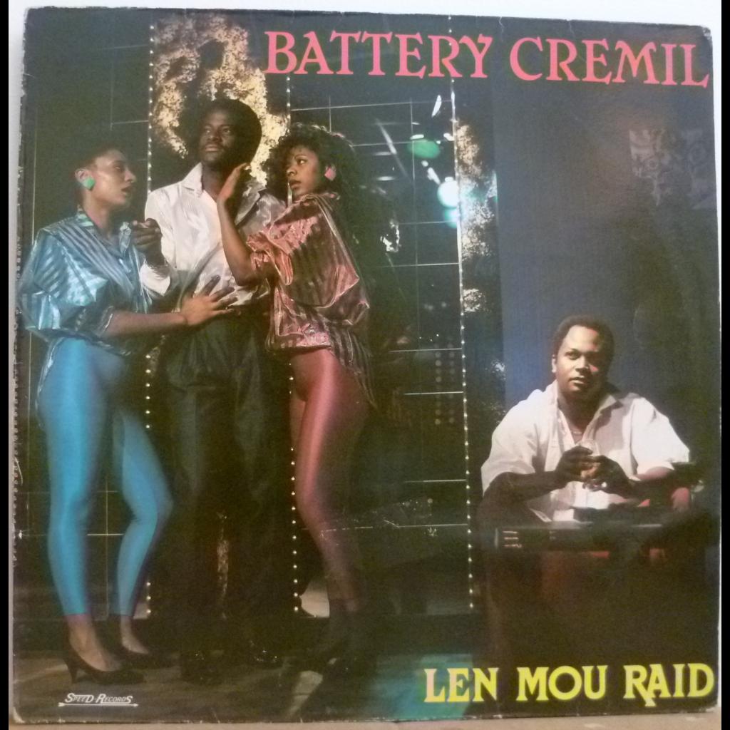 BATTERY CREMIL Len mou raid