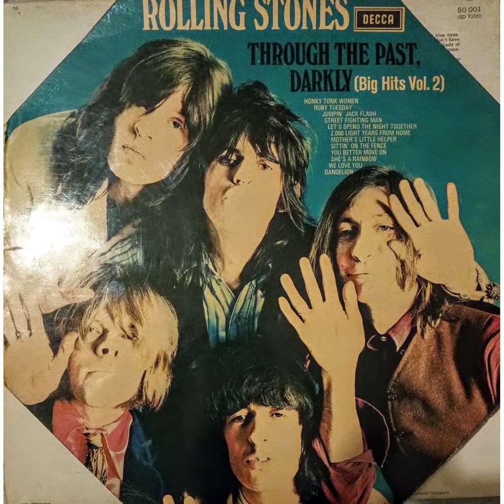 Rolling Stones Through The Past, Darkly (Big Hits Vol. 2)