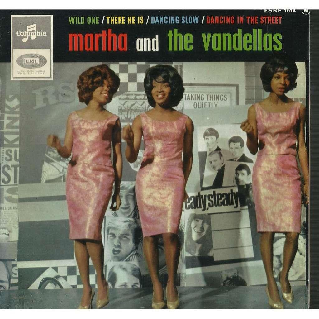 martha and the vandellas wild one