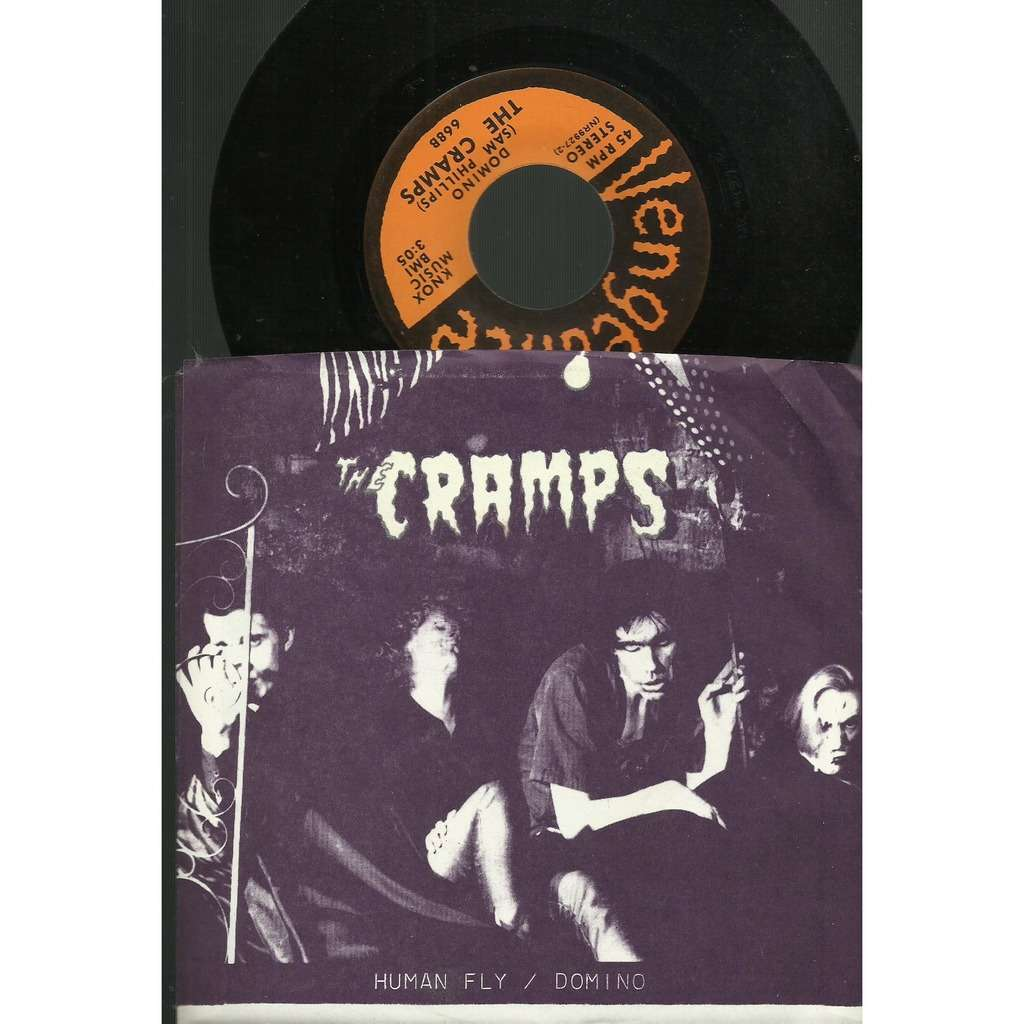 cramps human fly