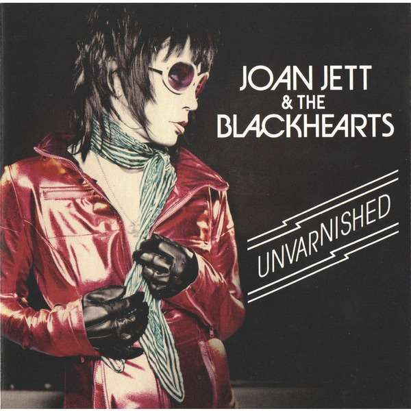 Joan Jett & The Blackhearts Unvarnished