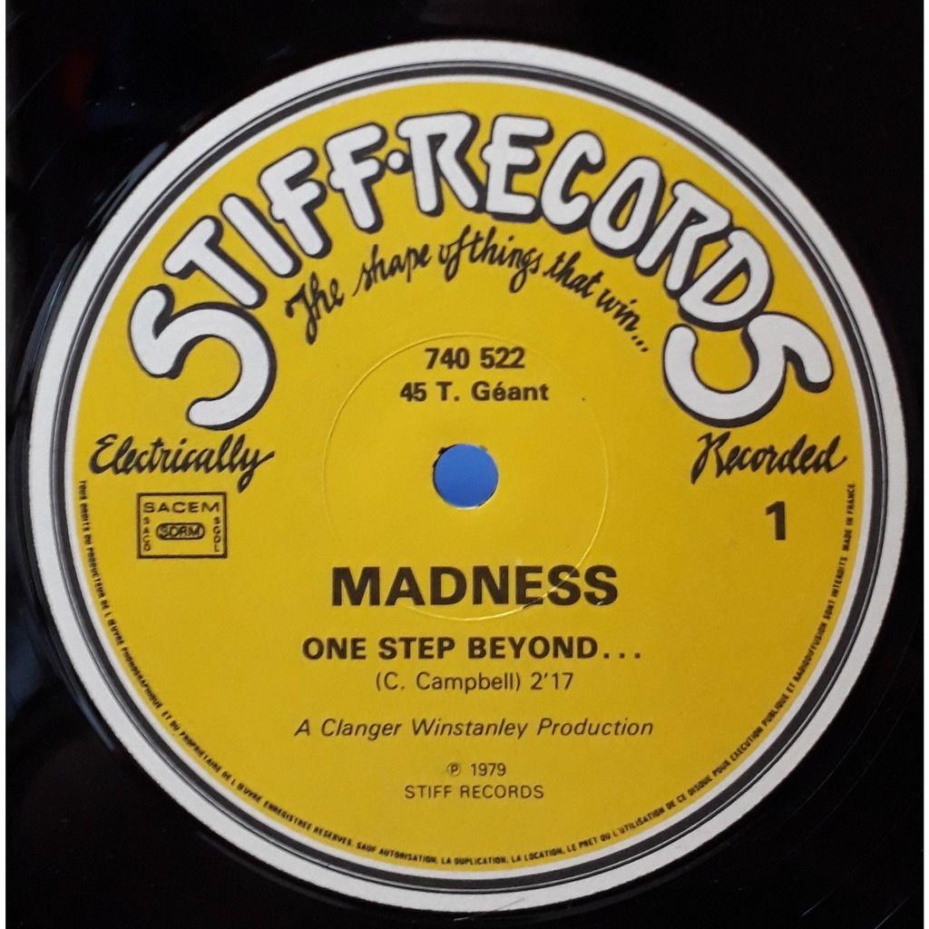 madness on step beyond...