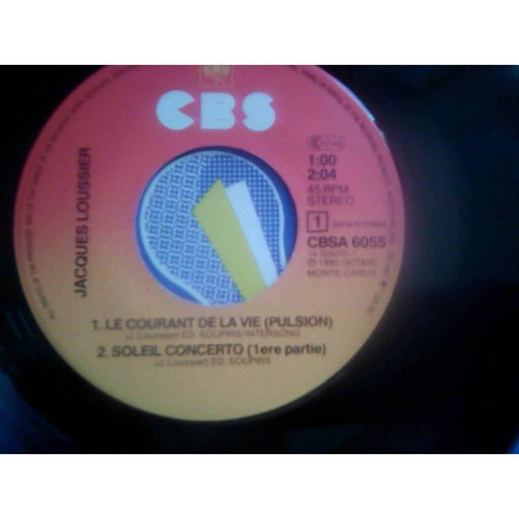 Jacques Loussier - Le Courant De La Vie (Pulsion) Jacques Loussier - Le Courant De La Vie (Pulsion)