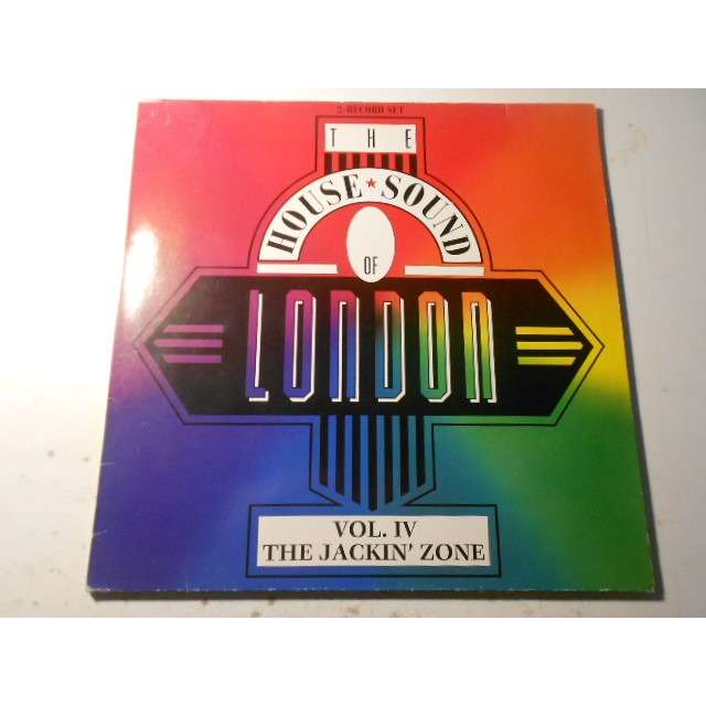 the house of london vol IV the jackin zone
