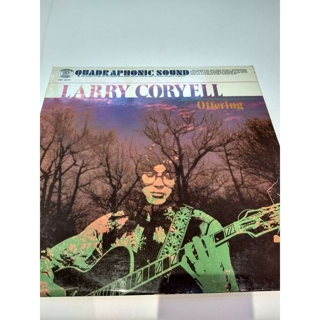 larry coryell offering