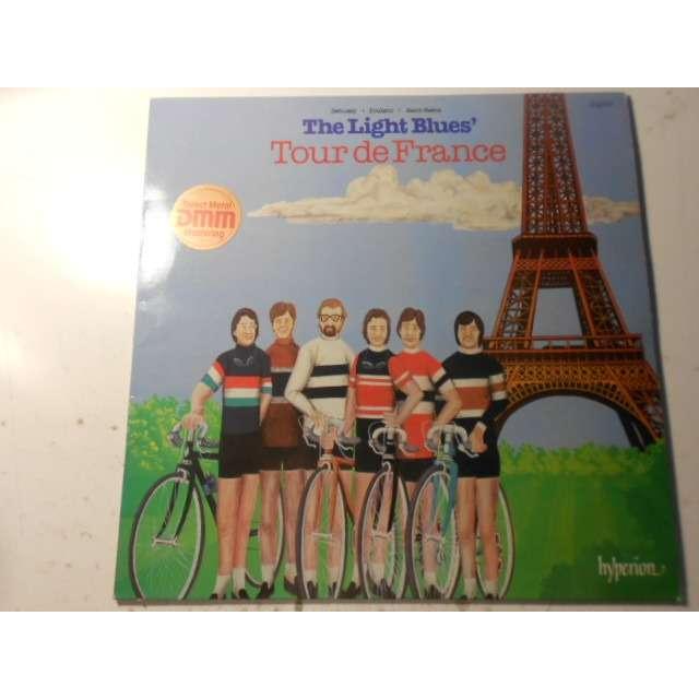 the light blues tour de france