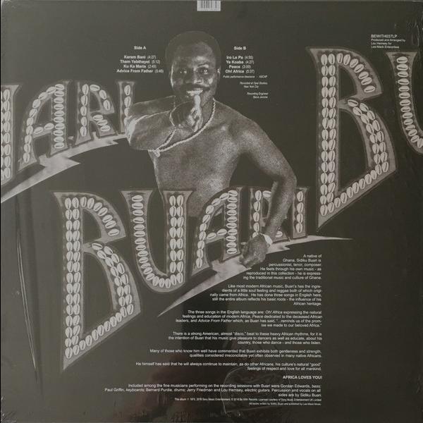 Buari Buari (Afro Funk)