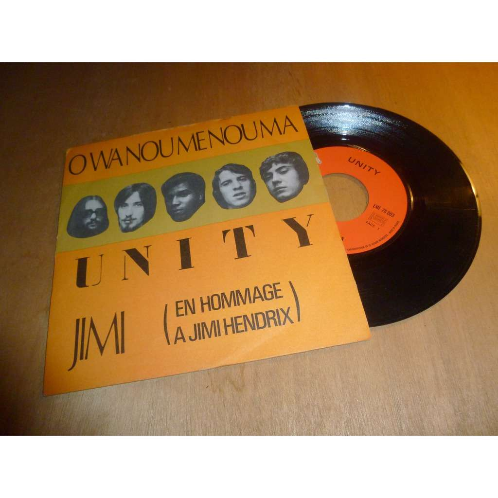 unity o wa nou me nou ma + jimi ( en hommage à jimi hendrix )